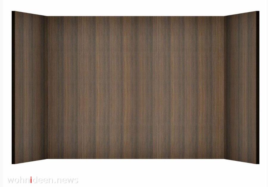 Raumteiler aus dunlem Holz Massiv und modern - Die 124 schönsten Design Sichtschutz Raumteiler Ideen der Welt