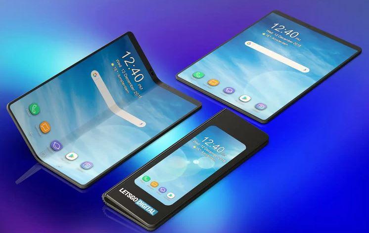 Galaxy Fold: Samsungs Falt-Smartphone soll einen großen Akku erhalten