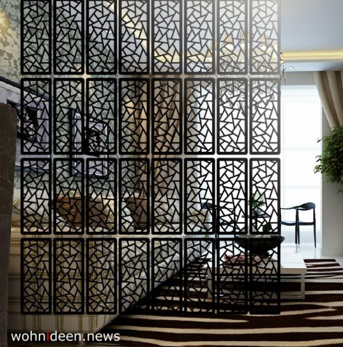 Wohnzimmer und Esszimmer Raumteiler selber bauen - Die 124 schönsten Design Sichtschutz Raumteiler Ideen der Welt