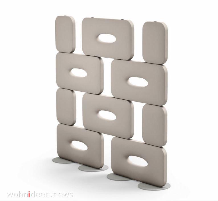 design raumteiler aus Polyethilen Sichtschutz - Die 124 schönsten Design Sichtschutz Raumteiler Ideen der Welt