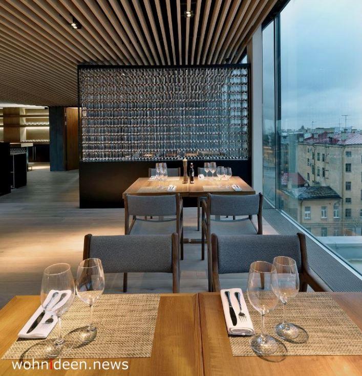extzentrische Raumtrenner Ideen für Rastaurant und Wohnzimmer - Die 124 schönsten Design Sichtschutz Raumteiler Ideen der Welt