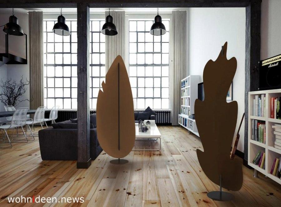 Moderner Design Raumteiler
