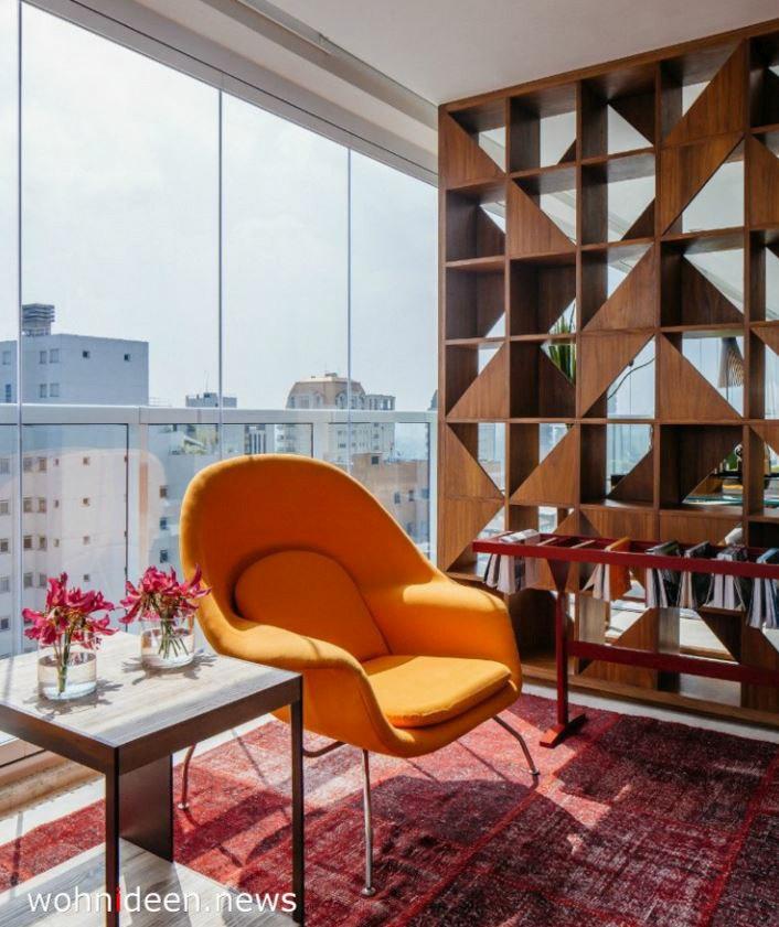 moderne holztrennwand holzraumteiler - Die 124 schönsten Design Sichtschutz Raumteiler Ideen der Welt