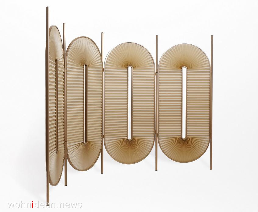 moderne raumteiler als sichtschutz fürs Esszimmer - Die 124 schönsten Design Sichtschutz Raumteiler Ideen der Welt