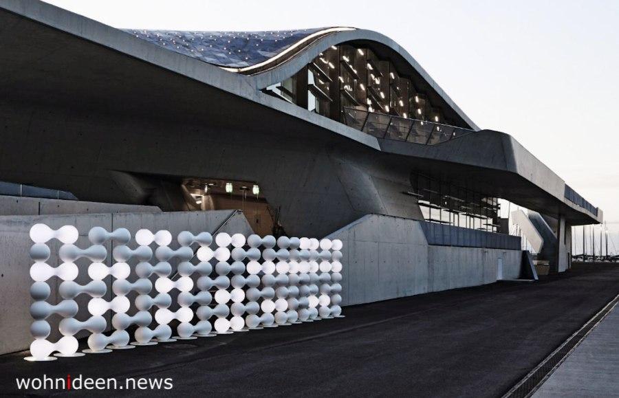 raumteiler beleuchtet für innen und aussen outdoor - Die 124 schönsten Design Sichtschutz Raumteiler Ideen der Welt