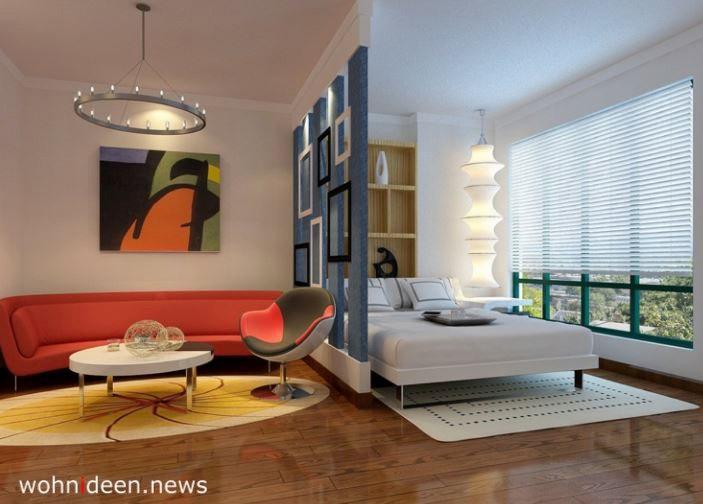 schlafzimmer und wohnzimmer trennwand sichtschutz - Die 124 schönsten Design Sichtschutz Raumteiler Ideen der Welt