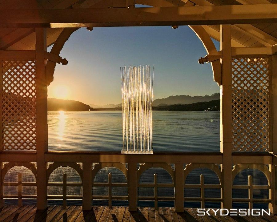 Balkonsichtschutz Wasserfest