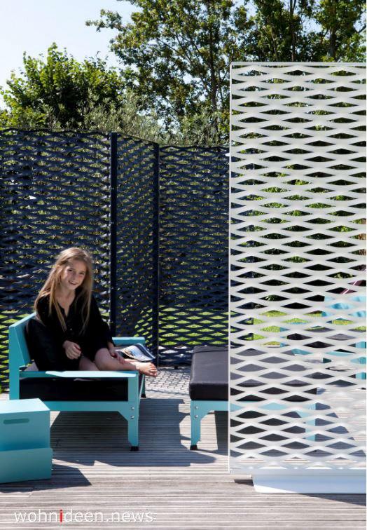 sichtschutz für den aussenbereich beleuchtet - Die 124 schönsten Design Sichtschutz Raumteiler Ideen der Welt