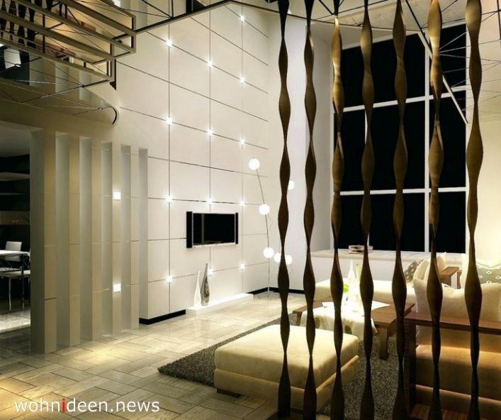 spiralenförmiger raumtrenner modern - Die 124 schönsten Design Sichtschutz Raumteiler Ideen der Welt
