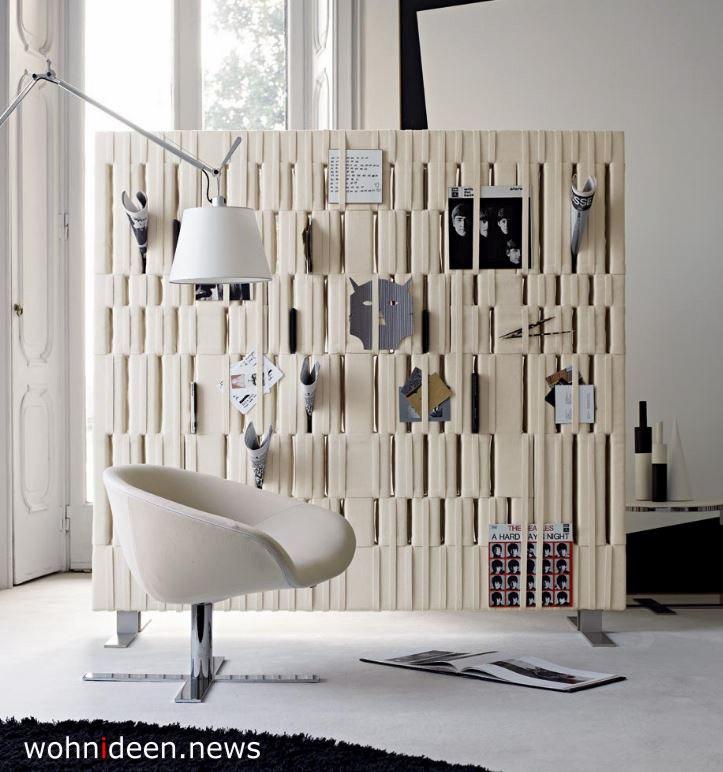 verspielte raumteiler ideen aus kunststoff - Die 124 schönsten Design Sichtschutz Raumteiler Ideen der Welt