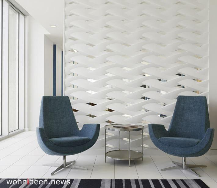 weisse raumteiler sehr modern fürs wohnzimmer gesucht - Die 124 schönsten Design Sichtschutz Raumteiler Ideen der Welt