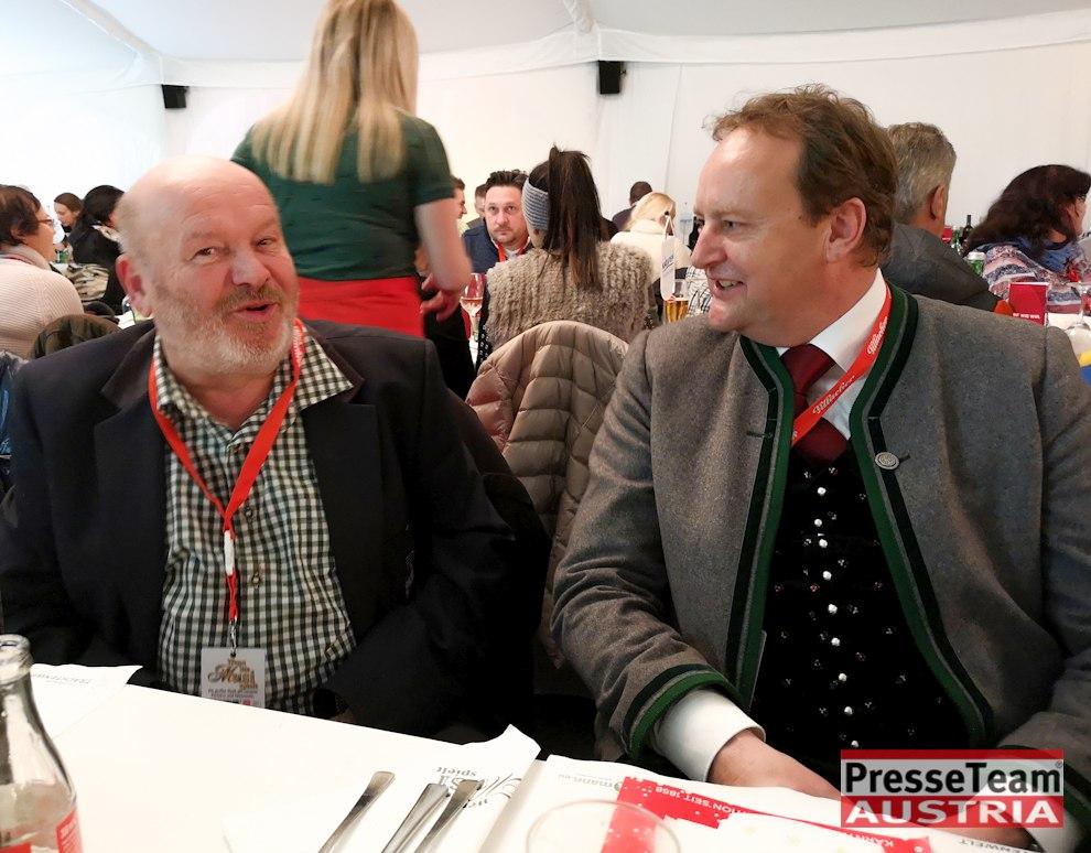 Arno Ruckhofer und Helmut Wasserbacher - Wenn die Musi spielt - Winter Open Air 2019