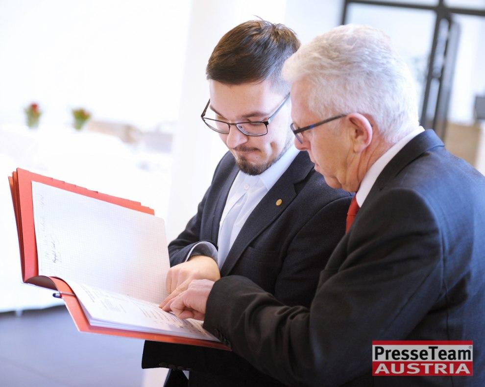 DSC 6915 SPÖ Neujahrsempfang - Neujahrsempfang des Renner-Institutes 2019