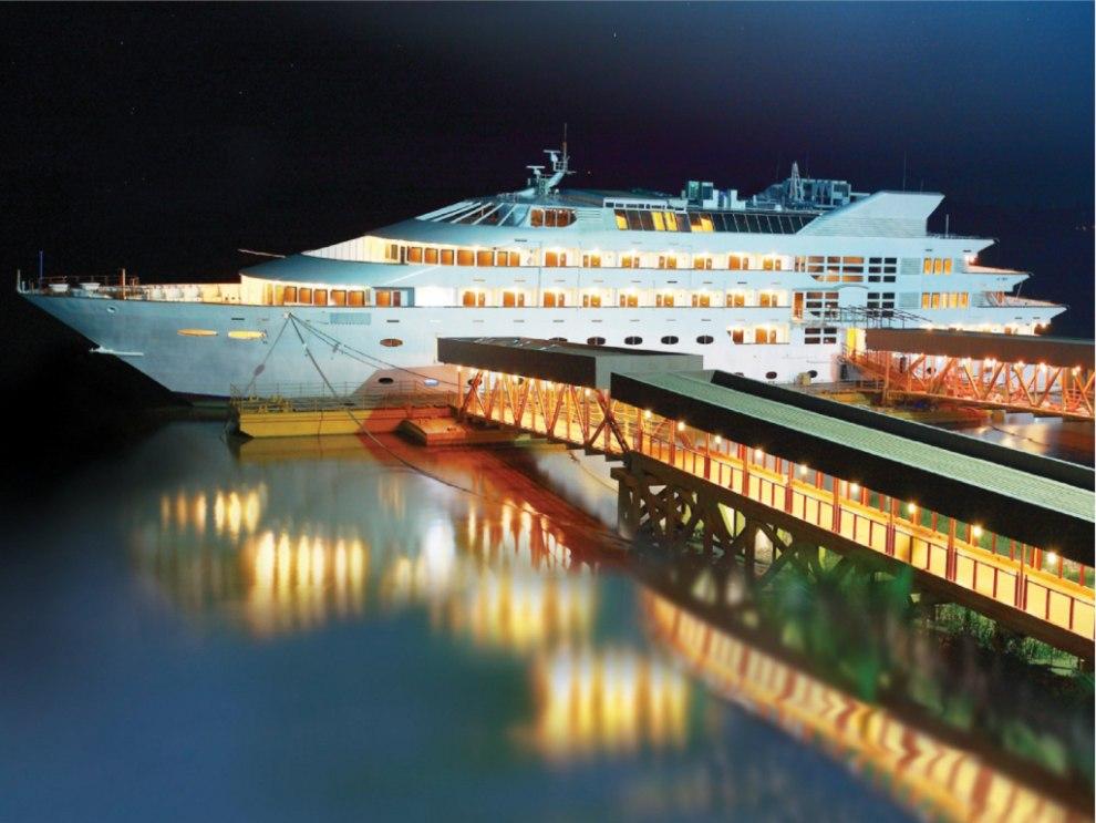 "Das Vintage Luxury Yacht Hotel in Yangon - Messe Tipp: ""boot Düsseldorf"" 2019"