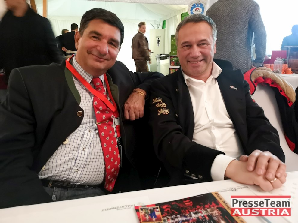 Dr Ferdinand Lanker und Robert Graf - Wenn die Musi spielt - Winter Open Air 2019