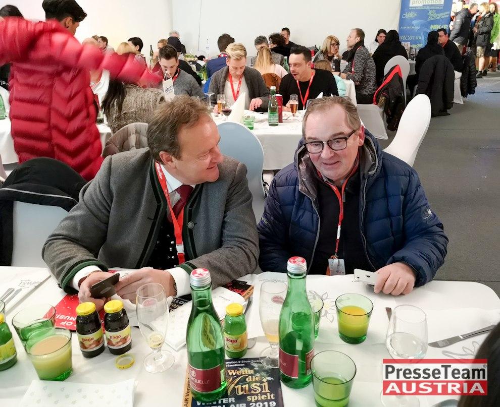 Helmut Wasserbacher und Josef Adelmann - Wenn die Musi spielt - Winter Open Air 2019