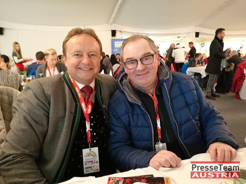 Helmut Wasserbacher und Sepp Adelmann - Wenn die Musi spielt - Winter Open Air 2019