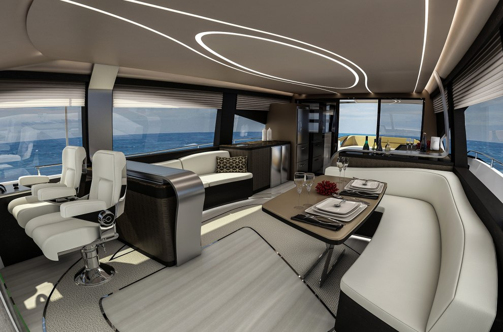 "Lexus LY 650 Luxury Yacht Crafted in the Spirit Boot Düsseldorf - Messe Tipp: ""boot Düsseldorf"" 2019"