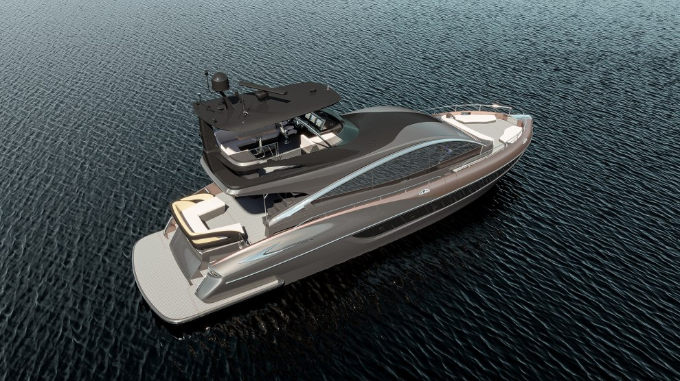 "Lexus LY 650 Luxury Yacht Crafted in the Spirit - Messe Tipp: ""boot Düsseldorf"" 2019"