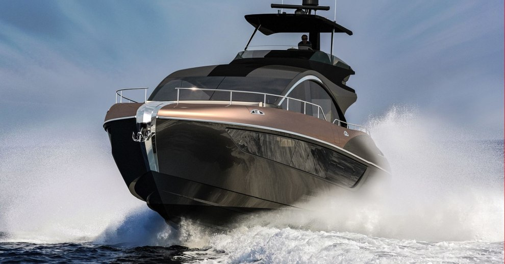 "Lexus is making a luxury yacht—take a look - Messe Tipp: ""boot Düsseldorf"" 2019"