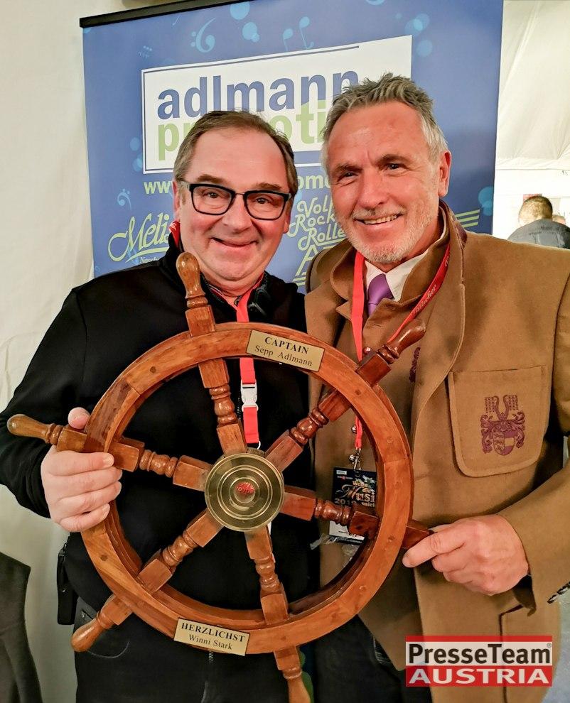 Sepp Adlmann und Winni Stark - Wenn die Musi spielt - Winter Open Air 2019