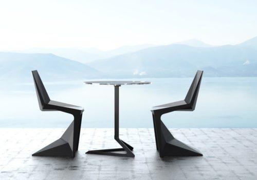 Designer Sessel für die Terrasse