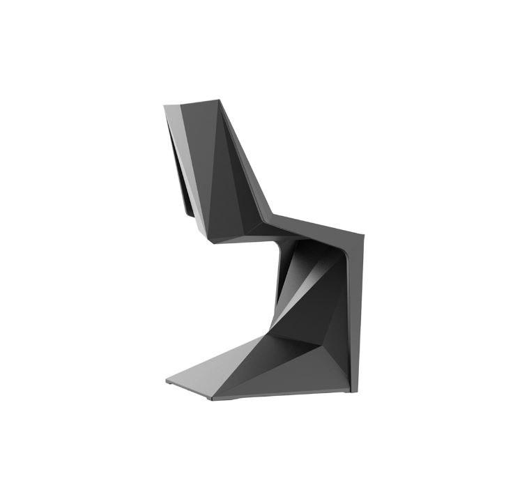 Vondom Voxel Stuhl Graf News - Outdoor Design Stuhl Voxeles von Graf News