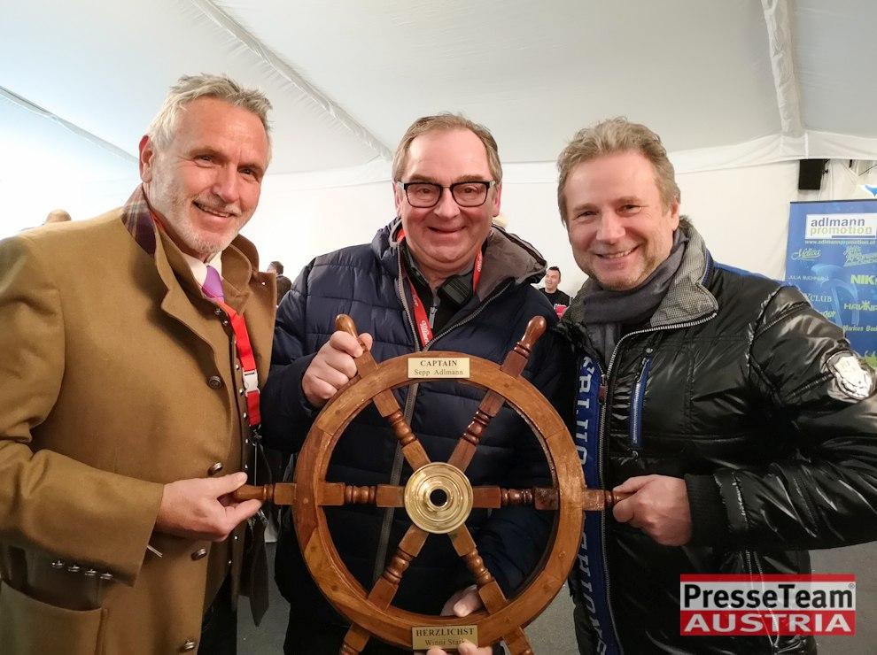 Wienfried Stark Sepp Adlmann Gottfried Würcher - Wenn die Musi spielt - Winter Open Air 2019