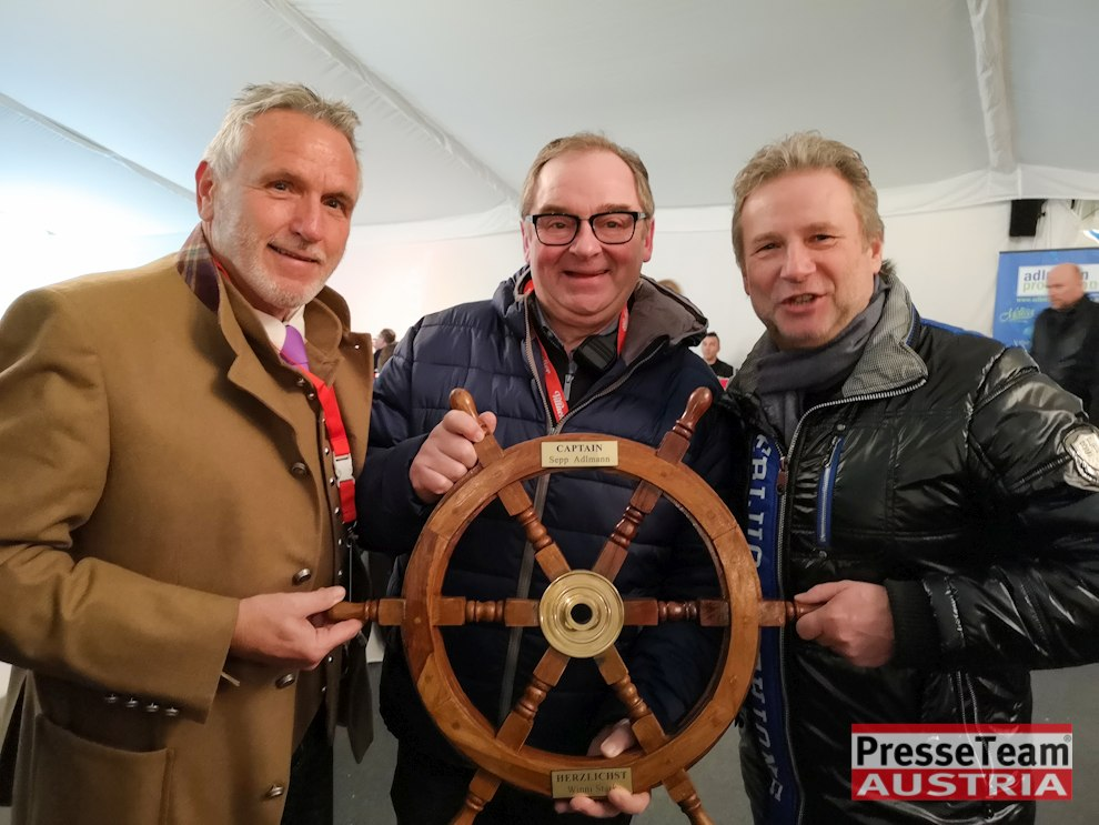 Wienfried Stark Sepp Josef Adlmann Gottfried Würcher - Wenn die Musi spielt - Winter Open Air 2019