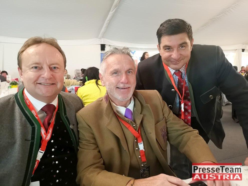 Winni Stark und Ferdinand Lanker und Helmut Wasserbacher in Bad Kleinkirchheim - Wenn die Musi spielt - Winter Open Air 2019