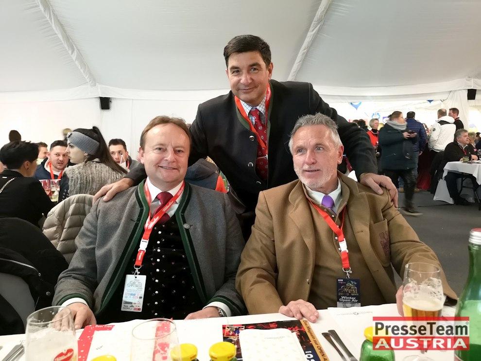 Winni Stark und Ferdinand Lanker und Helmut Wasserbacher - Wenn die Musi spielt - Winter Open Air 2019