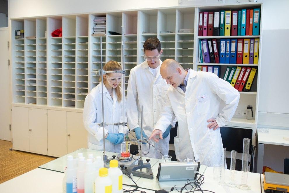chemie htlIMG 6913 Chemie HTL Klagenfurt - Neue Chemie HTL in Klagenfurt - HTL Mössingerstraße