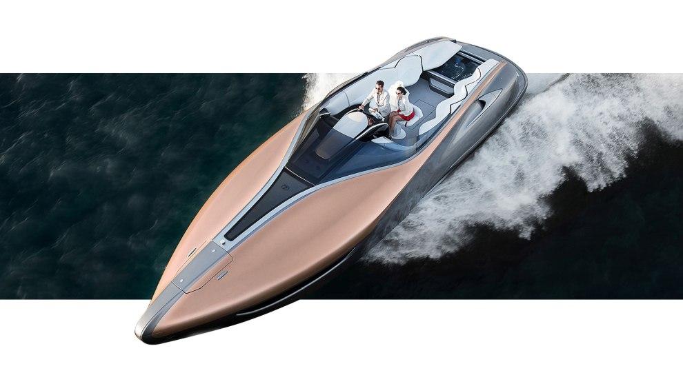 "lexus yacht hero - Messe Tipp: ""boot Düsseldorf"" 2019"