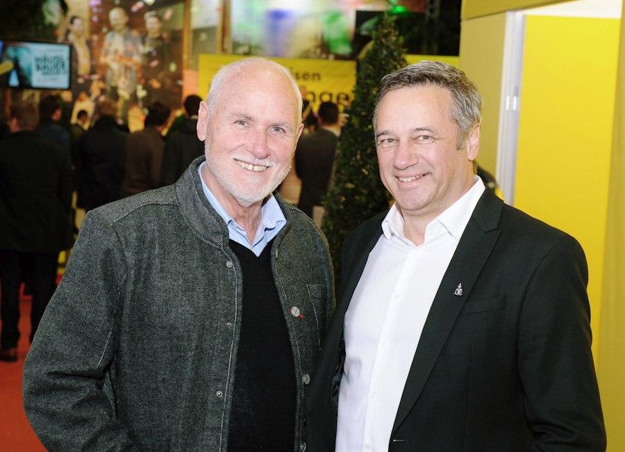 Adi Stark und Robert Graf Wohnideen Messe Klagenfurt - Häuslbauermesse Kärnten Abschlussbericht