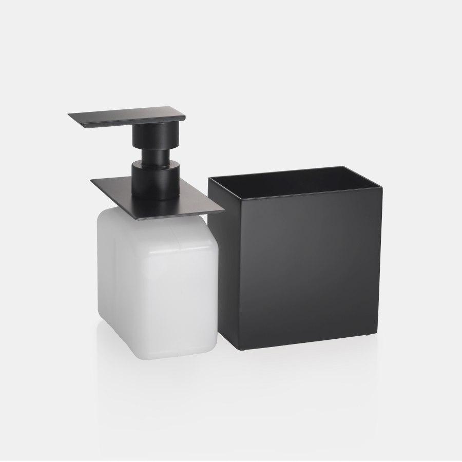 Badezimmer KLOMFAR Big Spender Schwarz matt €296 - KLOMFAR präsentiert Trends und Entwicklungen rund ums Badezimmer