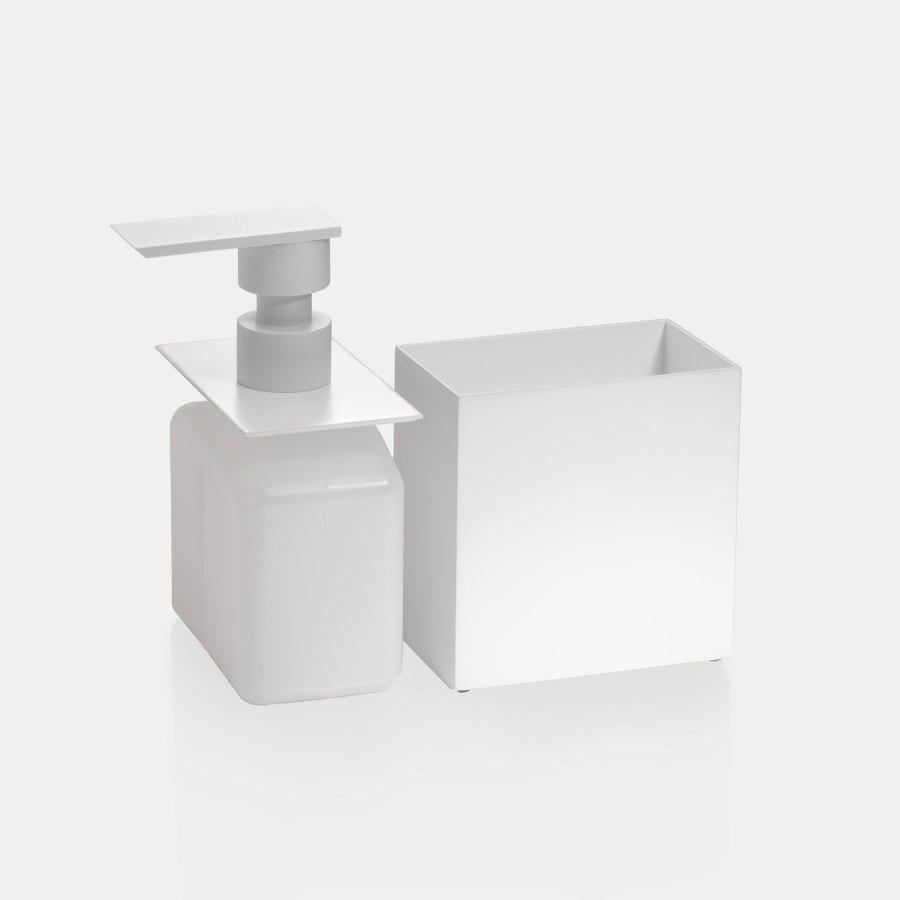 Badezimmer KLOMFAR Big Spender weiss matt €296 1 - KLOMFAR präsentiert Trends und Entwicklungen rund ums Badezimmer
