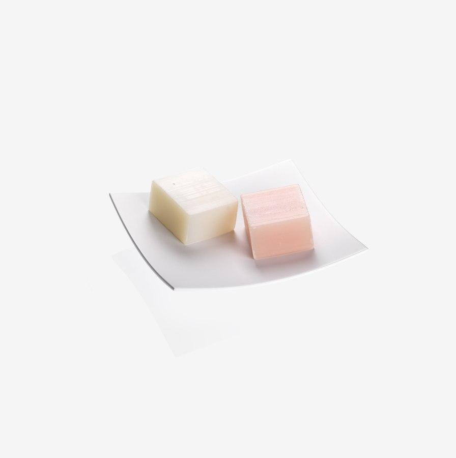 Badezimmer KLOMFAR Stack It Seifenschale Weiß 1 - KLOMFAR präsentiert Trends und Entwicklungen rund ums Badezimmer