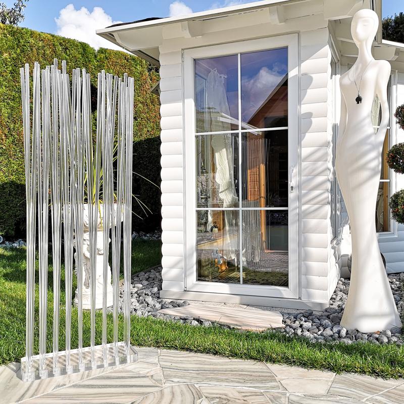 Die 17 besten Bilder von Ideen f. Sichtschutz Sauna - Diseño de jardin
