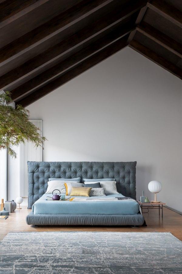 Schlafzimmereinrichtung Bonaldo Full Moon 1 moderne Betten - Top 10 Bettenkollektion Bonaldo Schlafzimmereinrichtung & Betten