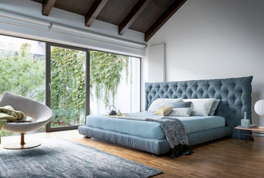Schlafzimmereinrichtung Bonaldo Full Moon 4 moderne Betten - Top 10 Bettenkollektion Bonaldo Schlafzimmereinrichtung & Betten
