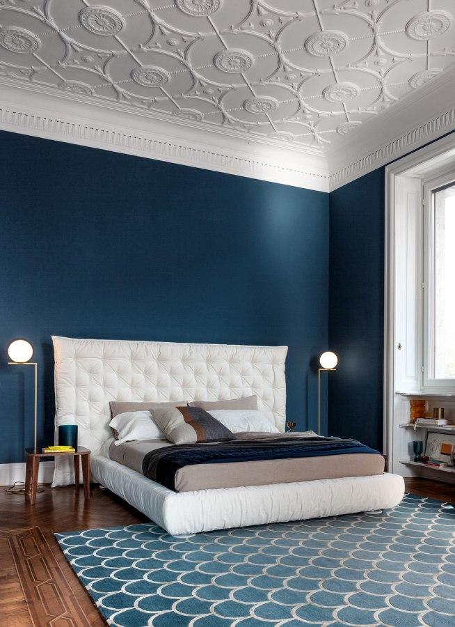 Schlafzimmereinrichtung Bonaldo Full Moon 5 moderne Betten - Top 10 Bettenkollektion Bonaldo Schlafzimmereinrichtung & Betten