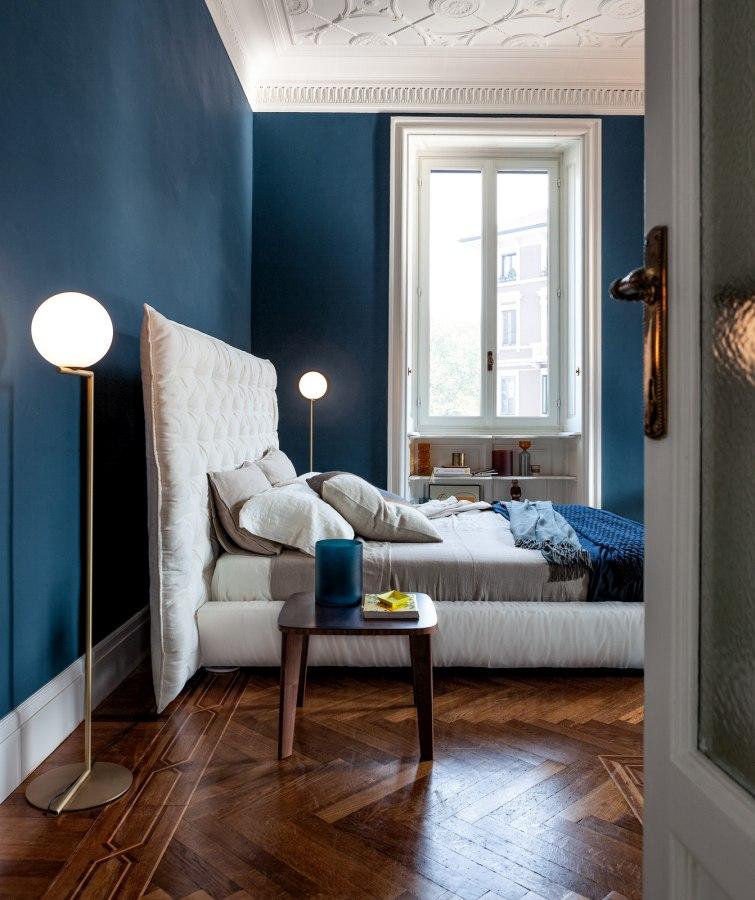 Schlafzimmereinrichtung Bonaldo Full Moon 6 moderne Betten - Top 10 Bettenkollektion Bonaldo Schlafzimmereinrichtung & Betten