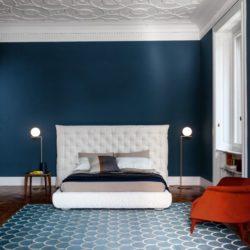 Schlafzimmereinrichtung Bonaldo Full Moon 7 moderne Betten 250x250 - Top 10 Bettenkollektion Bonaldo Schlafzimmereinrichtung & Betten