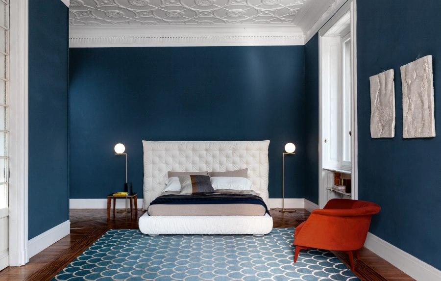 Schlafzimmereinrichtung Bonaldo Full Moon 7 moderne Betten - Top 10 Bettenkollektion Bonaldo Schlafzimmereinrichtung & Betten