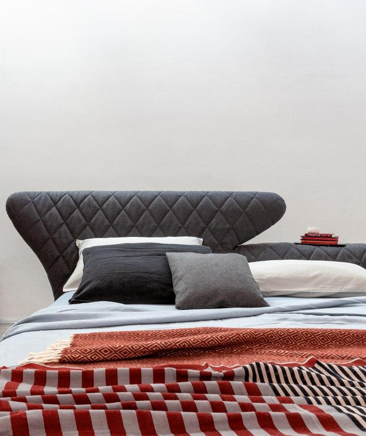 Schlafzimmereinrichtung Bonaldo Lovy bed ego 2 moderne Betten - Top 10 Bettenkollektion Bonaldo Schlafzimmereinrichtung & Betten