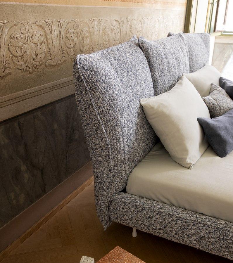 Schlafzimmereinrichtung Bonaldo Madame C bed 3 moderne Betten - Top 10 Bettenkollektion Bonaldo Schlafzimmereinrichtung & Betten