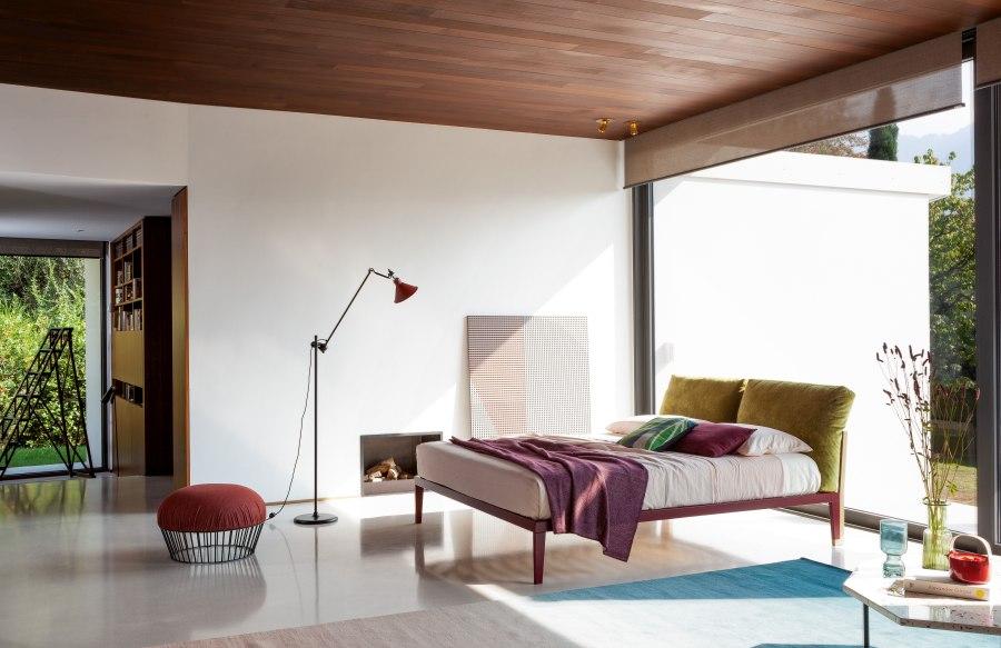Schlafzimmereinrichtung Bonaldo Moglie e Marito 1 moderne Betten - Top 10 Bettenkollektion Bonaldo Schlafzimmereinrichtung & Betten