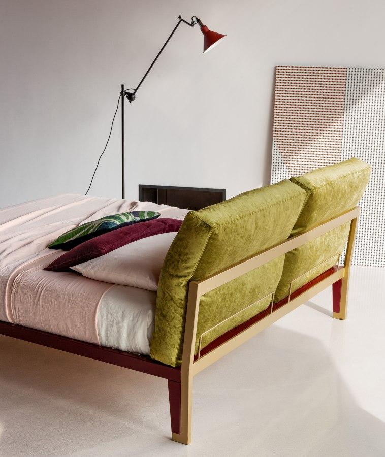 Schlafzimmereinrichtung Bonaldo Moglie e Marito 3 moderne Betten - Top 10 Bettenkollektion Bonaldo Schlafzimmereinrichtung & Betten