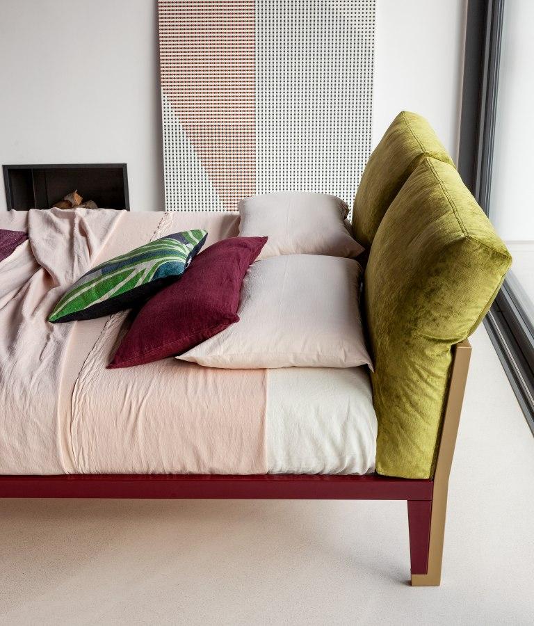 Schlafzimmereinrichtung Bonaldo Moglie e Marito 4 moderne Betten - Top 10 Bettenkollektion Bonaldo Schlafzimmereinrichtung & Betten