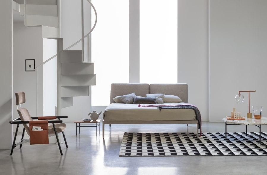 Schlafzimmereinrichtung Bonaldo Moglie e Marito 6 moderne Betten - Top 10 Bettenkollektion Bonaldo Schlafzimmereinrichtung & Betten